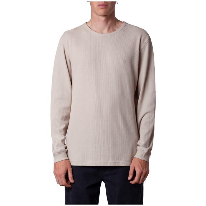 Rhythm - Waffle Long-Sleeve Shirt