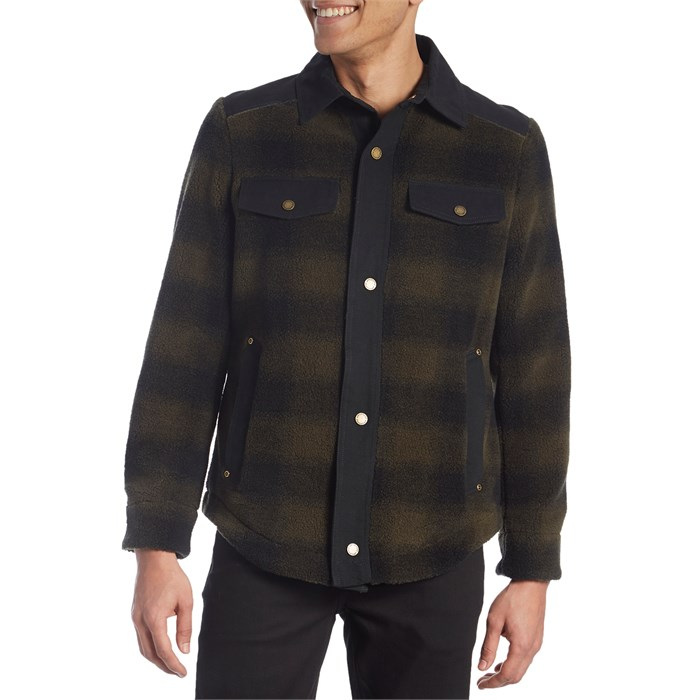 Pendleton - Redwood Shirt Jacket