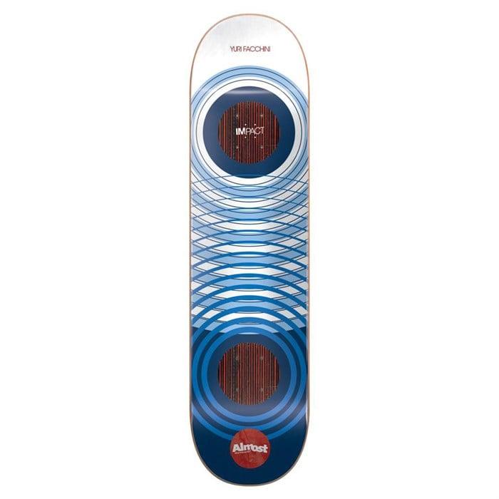 Almost - Clean Rings Yuri Impact 8.0 Skateboard Deck