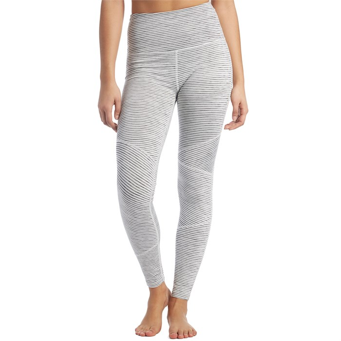 Beyond Yoga - Out Of Line High-Waisted Long Leggings - Women's