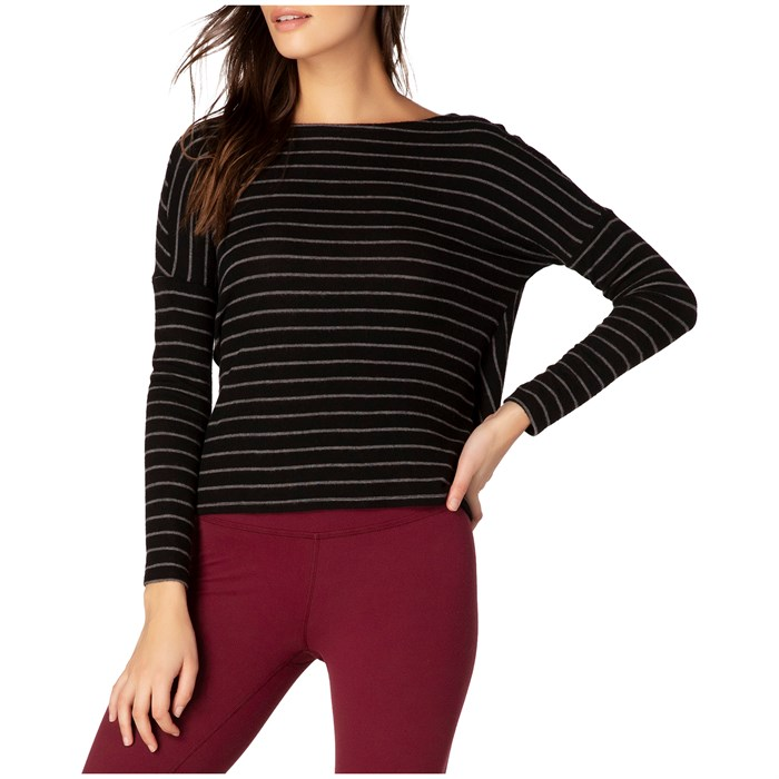 Beyond Yoga - Brushed Back Pullover - Women's