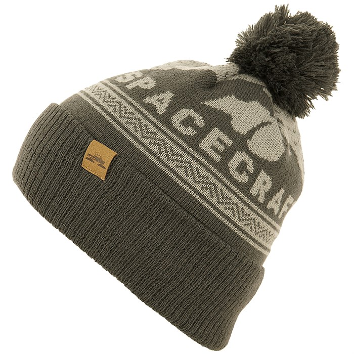 Spacecraft - Mountain Pom Beanie