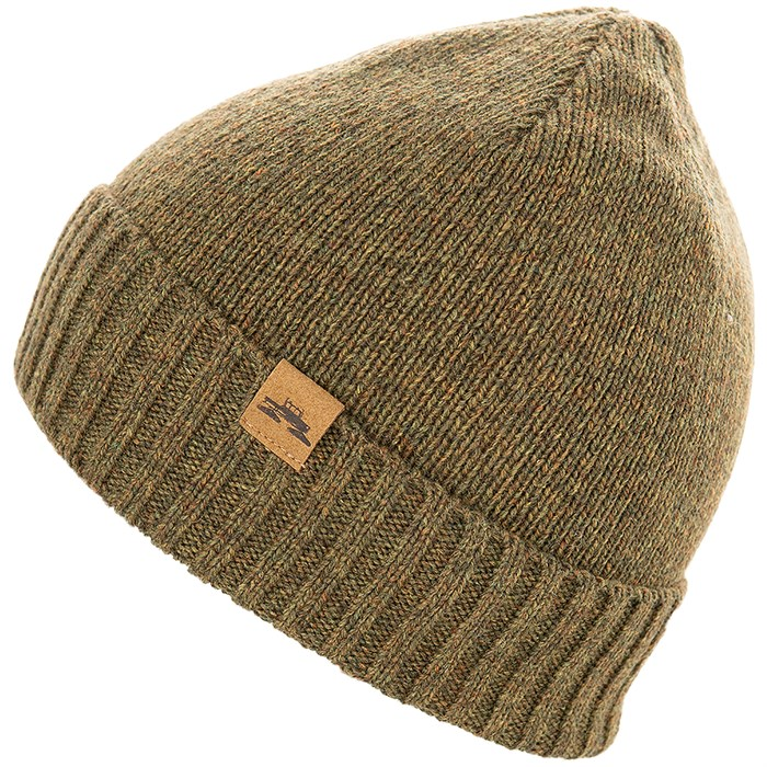 Spacecraft - Wooly Cuff Beanie