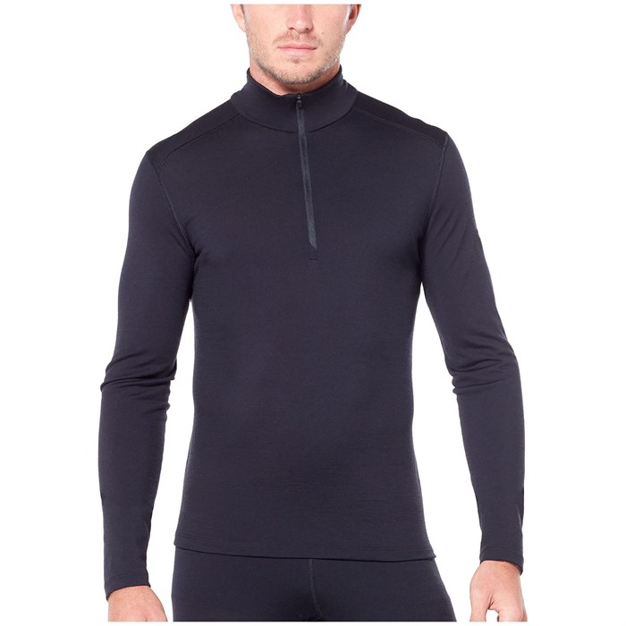Icebreaker - 200 Oasis Long Sleeve Half Zip Top