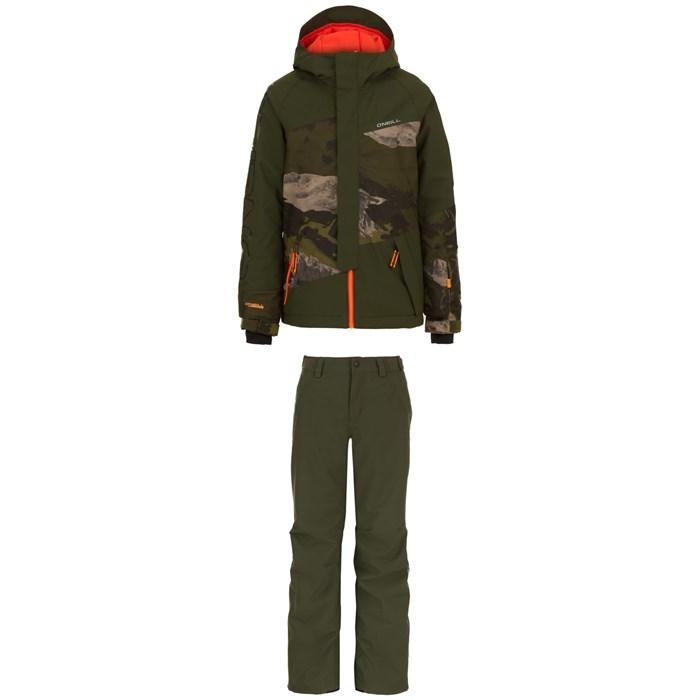 O'Neill - Thunder Peak Jacket + O'Neill Anvil Pants - Boys'