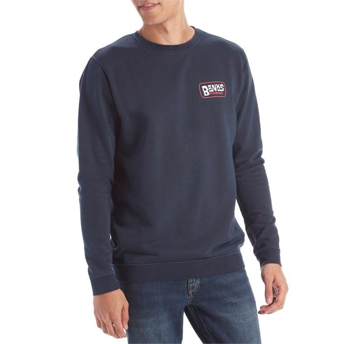 Banks - Shorely Fleece Sweatshirt