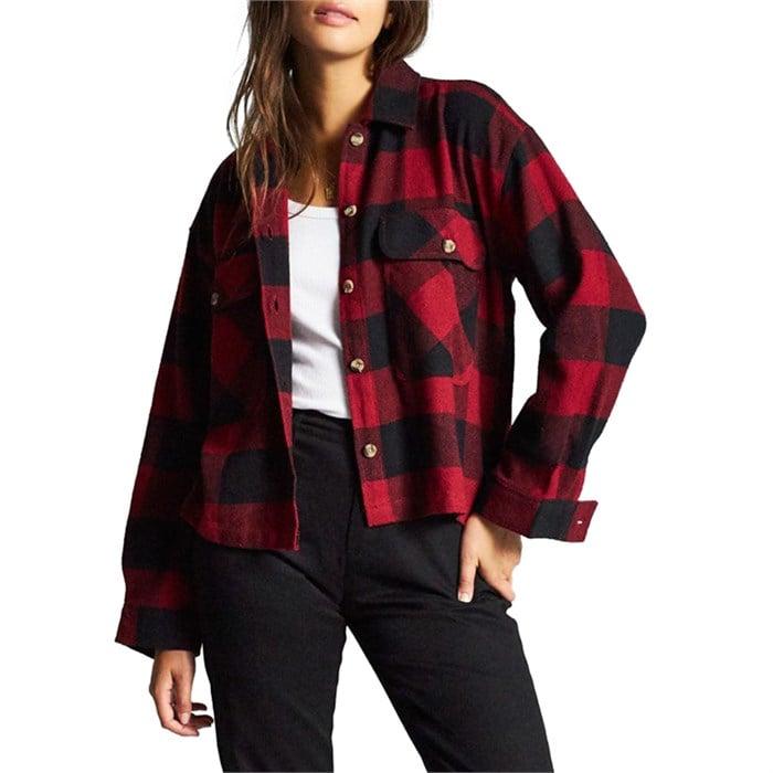 Brixton - Astoria Flannel Overshirt - Women's