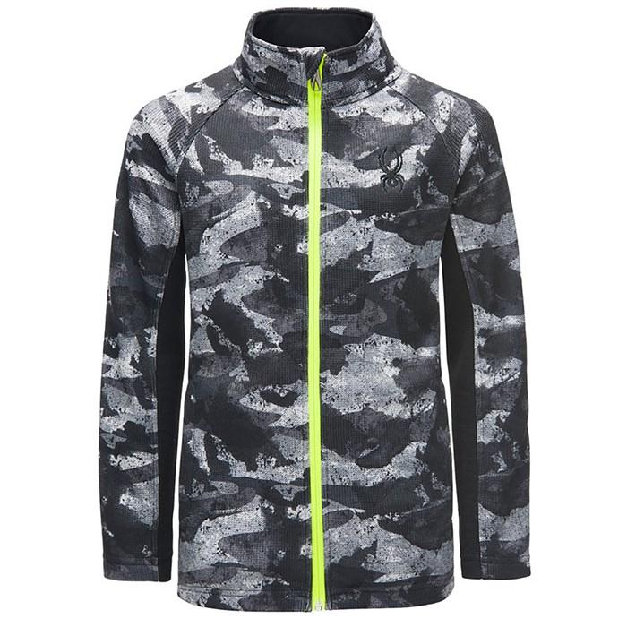 Spyder - Constant Full Zip Stryke Jacket - Boys'