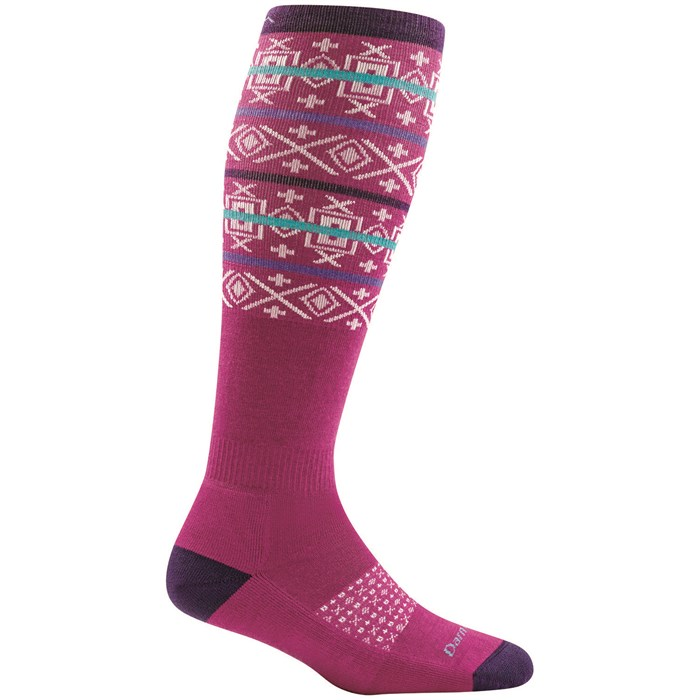 Darn Tough - Northstar Over-the-Calf Cushion Socks - Women's
