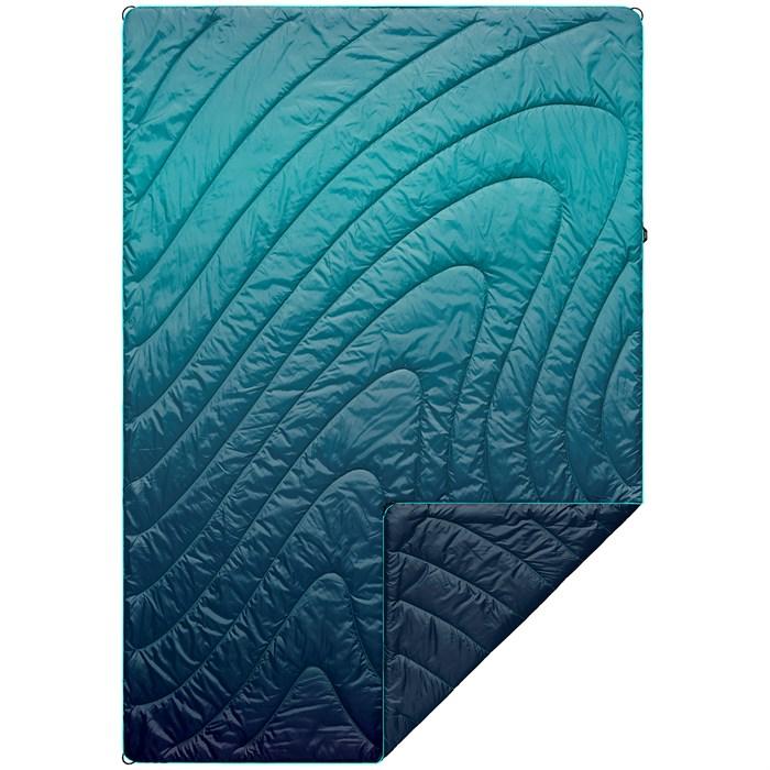 Rumpl - Original Puffy Blanket - Ocean Fade