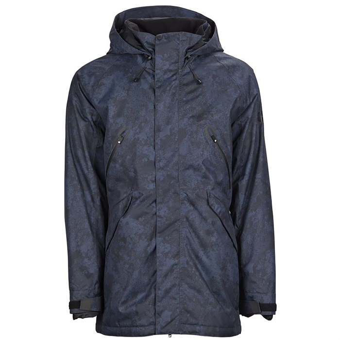 Bonfire - Static Jacket