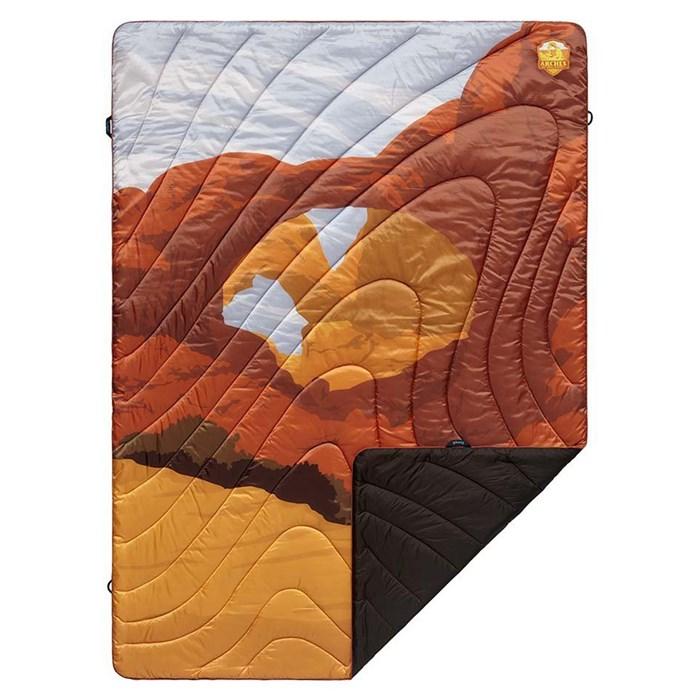 Rumpl - Original Puffy Blanket - Arches