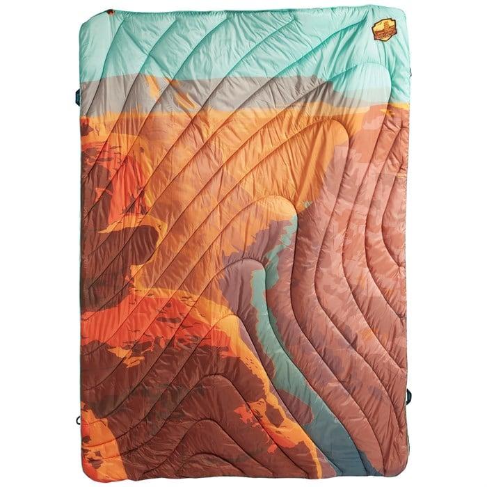 Rumpl - Original Puffy Blanket - Grand Canyon