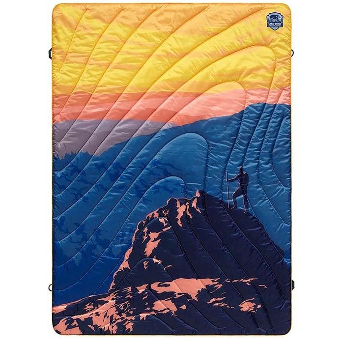 Rumpl - Original Puffy Blanket - Great Smoky Mountains