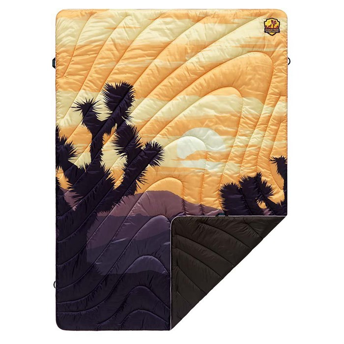 Rumpl - Original Puffy Blanket - Joshua Tree