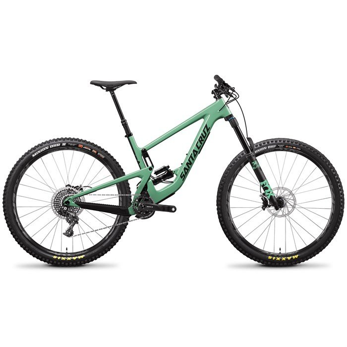 Santa Cruz Bicycles - Megatower CC X01 Complete Mountain Bike 2019