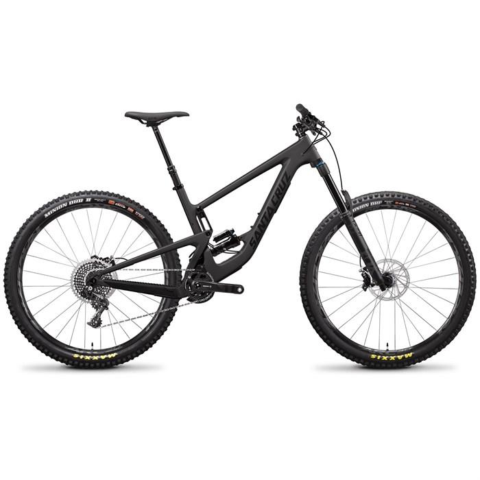 Santa Cruz Bicycles - Megatower CC X01 Complete Mountain Bike 2019