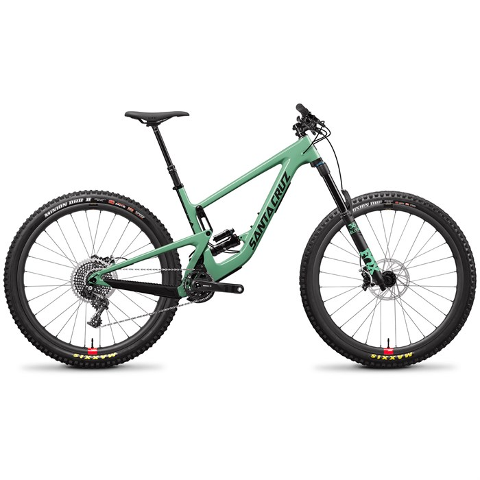 Santa Cruz Bicycles - Megatower CC X01 Reserve Complete Mountain Bike 2019 - Used