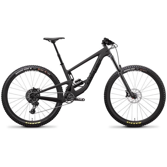 Santa Cruz Bicycles - Megatower C R Complete Mountain Bike