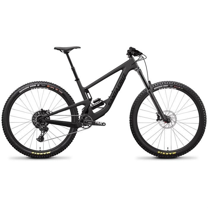 Santa Cruz Bicycles - Megatower C R Complete Mountain Bike 2019