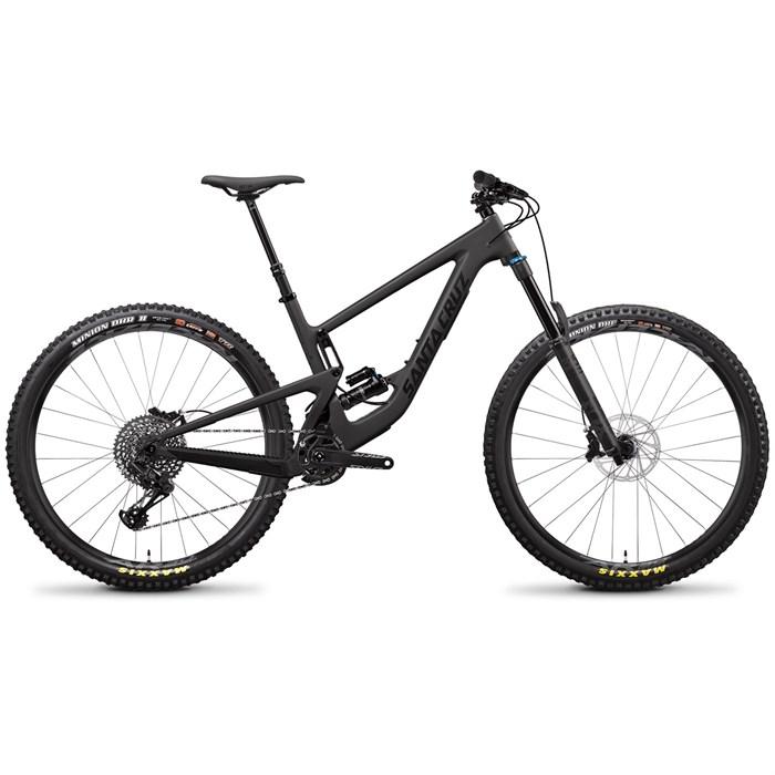 Santa Cruz Bicycles - Megatower C S Complete Mountain Bike