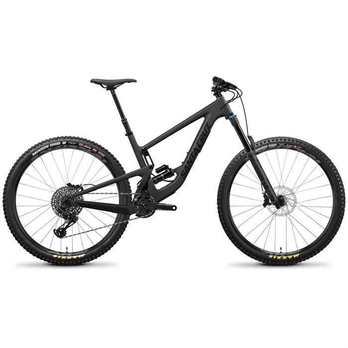Santa Cruz Bicycles - Megatower C S Complete Mountain Bike 2019