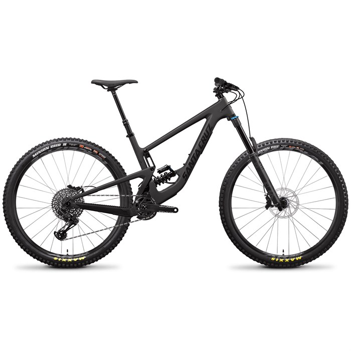 Santa Cruz Bicycles - Megatower C S Coil Complete Mountain Bike 2019