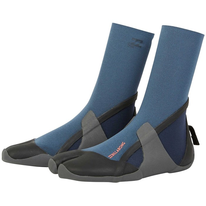 Billabong - 3mm Furnace Synergy Split Toe Wetsuit Boots - Women's