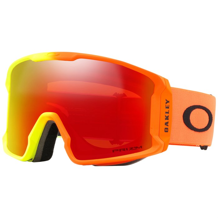 Oakley - Harmony Fade Line Miner Asian Fit Goggles