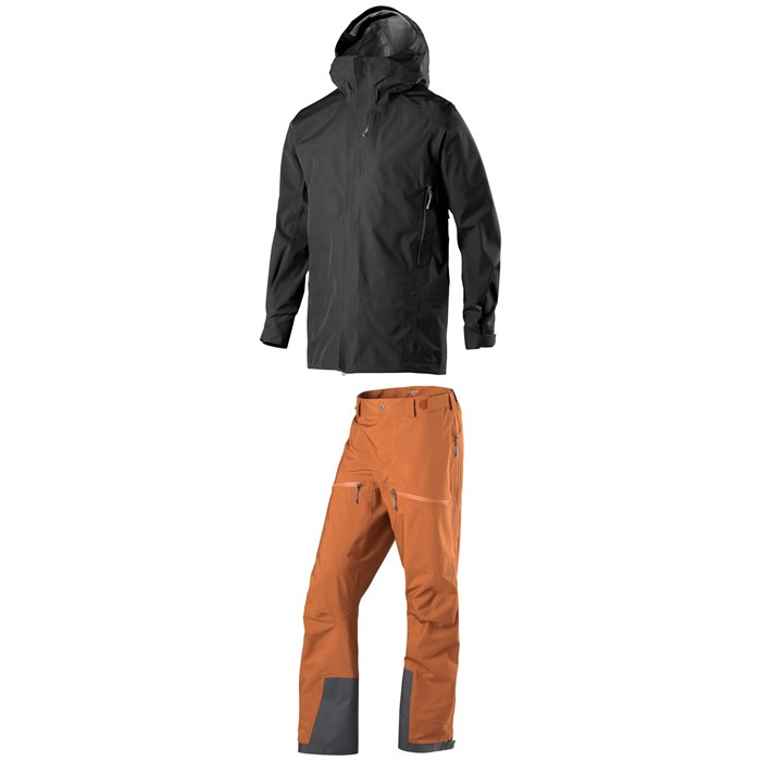Houdini - D Jacket + Purpose Pants