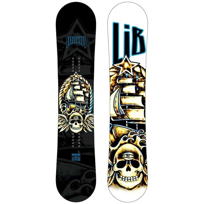Lib Tech - Banana Blaster BTX Snowboard - Little Kids' 2020