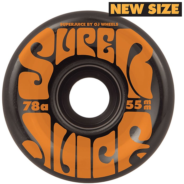 OJ - Mini Super Juice 78a Skateboard Wheels