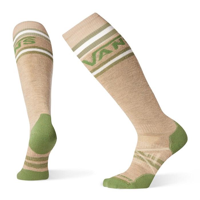Smartwool - PhD® Snow VANS Stripes Medium Socks