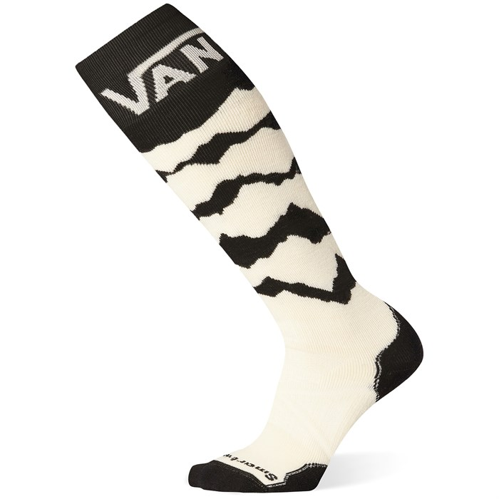 Smartwool - PhD® Snow VANS Mountains Medium Socks