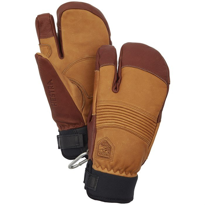 Hestra - Freeride CZone 3-Finger Mittens