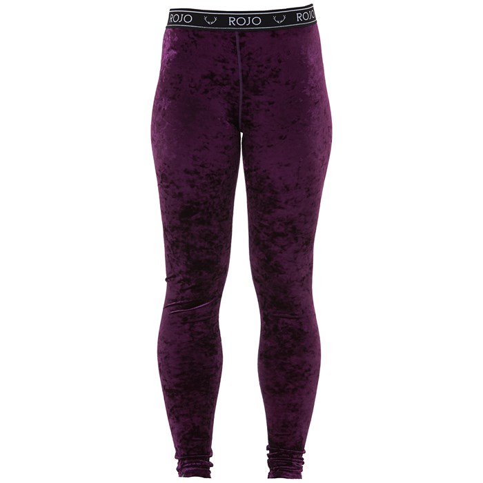 Rojo Outerwear - Full Length Velvet Pants - Women's