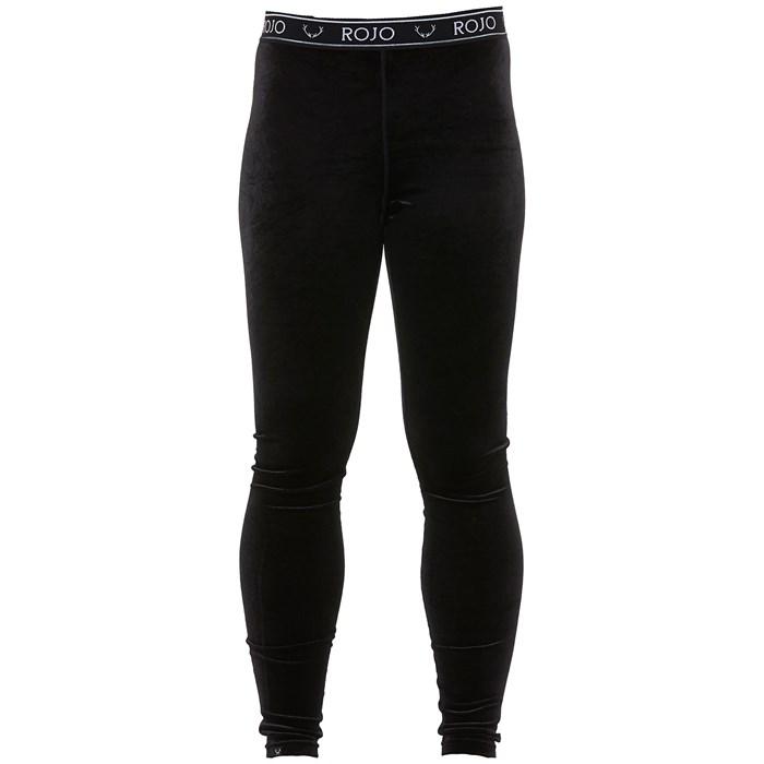Rojo Outerwear - Full Length Velvet Pants - Women's