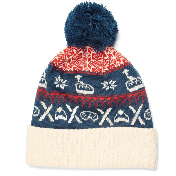 Locale Outdoor - Nordic Chairlift Beanie