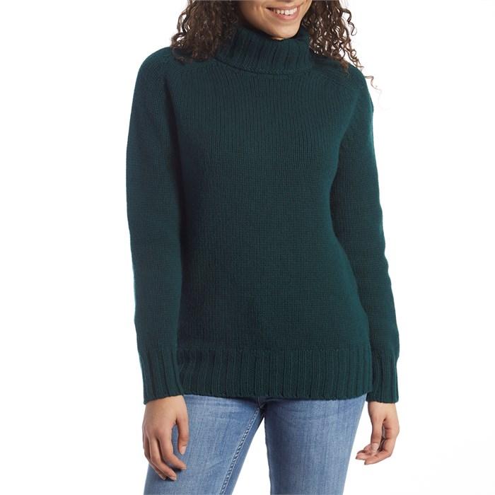 Filson - Lambswool Turtleneck Sweater - Women's