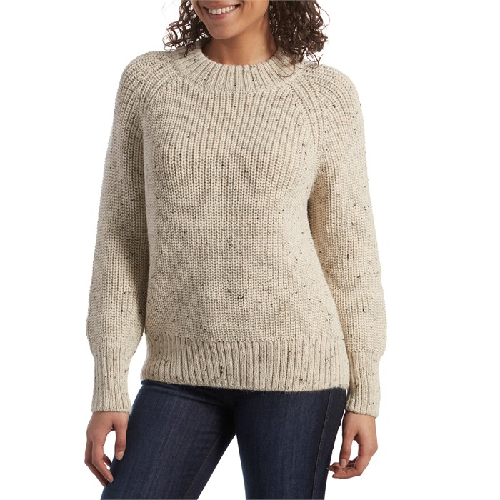 Filson - Alpaca Wool Shaker Sweater - Women's