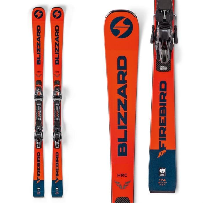 Blizzard - Firebird WRC Skis + X-Cell 12 Bindings 2020