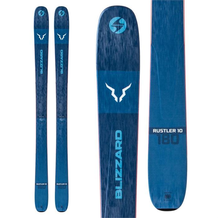 Blizzard - Rustler 10 Skis 2020