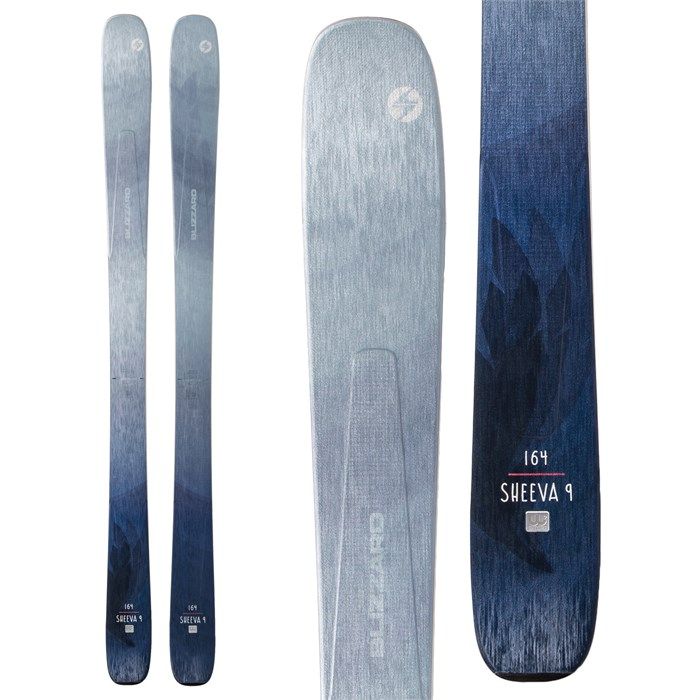 Blizzard - Sheeva 9 Skis - Women's 2020