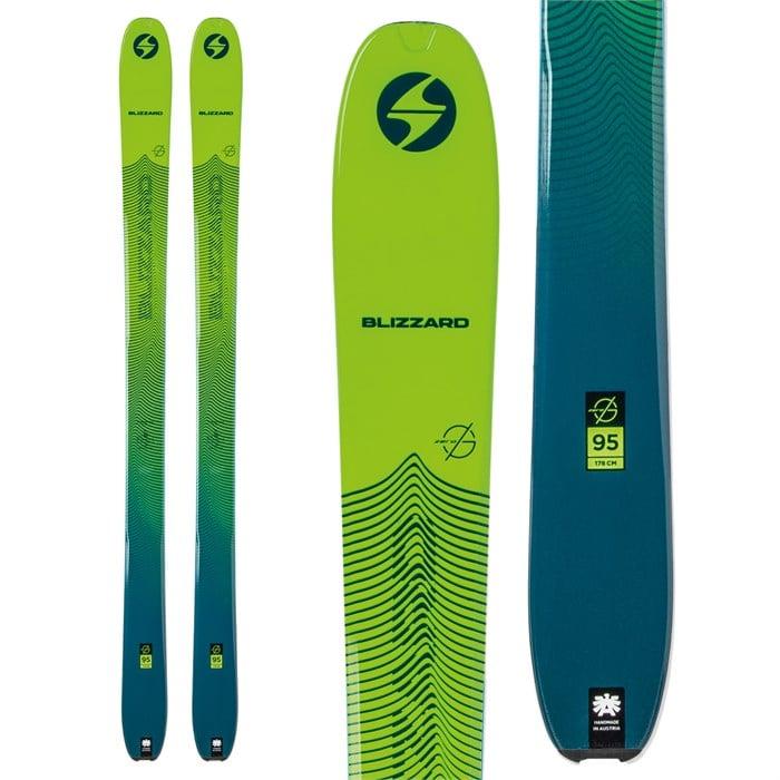 Blizzard - Zero G 95 Skis 2021