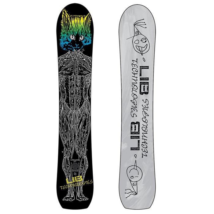 Lib Tech - Litigator C3 Snowboard 2020 - Used