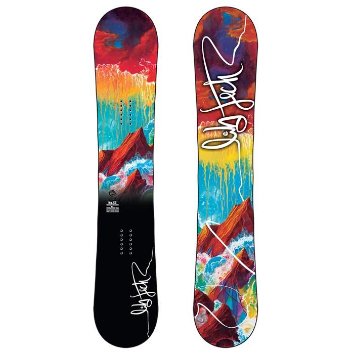Lib Tech - No. 43 HP C2X Snowboard - Women's 2020