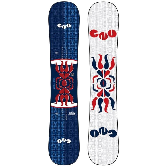 GNU - FB Head Space Asym C3 Snowboard 2020