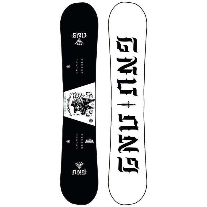 GNU - Riders Choice Asym C2X Snowboard 2020