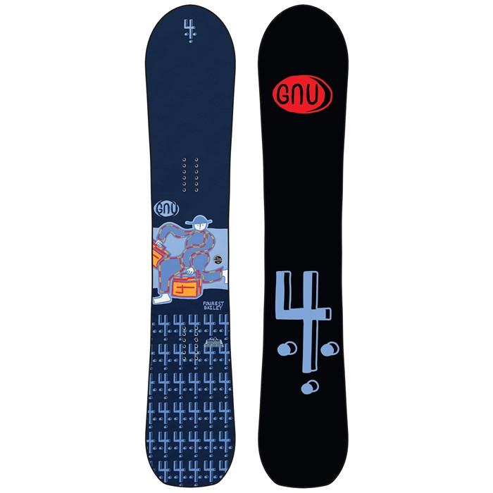 GNU - 4 C3 Snowboard 2020