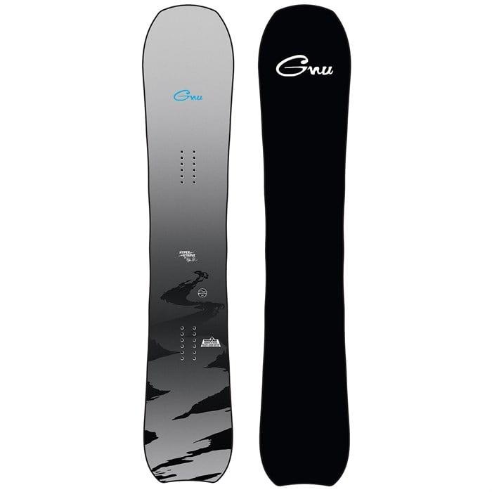 GNU - Hyperkyarve C2X Snowboard 2020